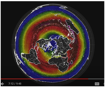 direct sun light is hottest but earths tilt puts the hottest elsewhere.PNG